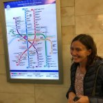 Ina from Best Guides explains the subway