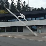 WELL worth the visit. The metro goes out to stop Holmenkollen. After that there is a bit of an u