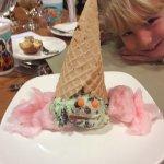 Me. Cone head kids desert
