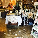 Recently revamped & expanded. Now also seating inside! Beautiful new stock unpacked