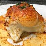 Patatas con huevo y pimenton