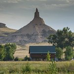 Photo of Chimney Rock National Historic Site