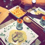 Contre Filet sauce bearnaise