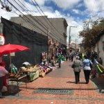 Foto de Mercado de las Pulgas de Usaquen