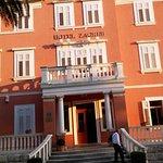 Hotel Zagreb Foto