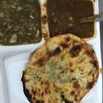 Kulcha, sholay and chutney