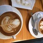 FLOC latte