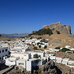 Then Lindos appears