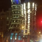Ginger & Fred, Located In The Dancing House
