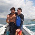 Dive Master Hudari - Local Legend