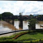 Bridge Over the River Kwai Foto