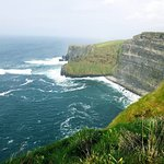 The amazing Cliffs of Moher. Don't miss this!