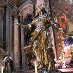 Within the San Gennaro Chapel