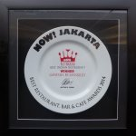 Recipient of Now! Jakarta Award, for being the Best Indian Restaurant from 2013 - 2017