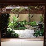Beautiful Japanese Garden in Umemi Room