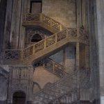 gotische Treppe
