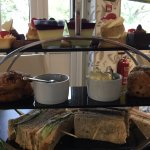 Afternoon tea all tiers