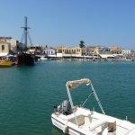 The venetian port & restaurants