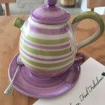 individual tea pot