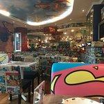 Фотография DC Comics Super Heroes Cafe