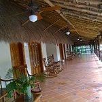 Photo de The Lodge at Uxmal