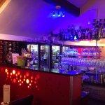 Bar upstair