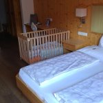"""La camera Comfort """"Profumo di legno"""""""