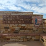 Hovenweep entrance