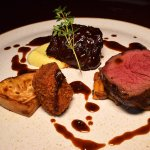 Another of our Autumn 6 Course Tasting menu dishes - Slow Cooked Ox Cheek