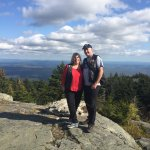 us top of Mt. Kearsarge