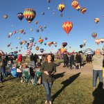 Foto di Albuquerque International Balloon Fiesta Presented by Canon