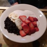 Fruit and Granola Bowl w/Yogurt