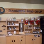 Marquette Food Co-op, Washington St, Marquette, MI.