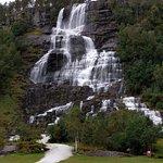 Photo of Tvindefossen