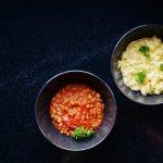 Мак энд чиз и техасская фасоль, отличное дополнение к основному блюду