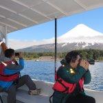 Full day + bicicletas, Volcan Osorno, Lago Todos los Santos y Saltos del Petrohue