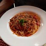 Spaghetti Alla Vongole - delicious
