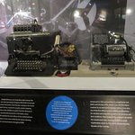 nice displays of some very interesting parts of history