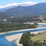 TourDays Outdoor-Rural valle Río Puelo-Llanada Grande,trekking baja dificultad+navegacion en 4 l