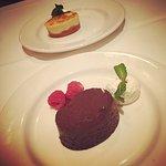 Chef's selection of mini desserts (free!)