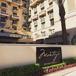 The luxurious Montage Hotel Beverly Hills, is perfectly located near Rodeo Drive for shopping.