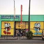Kids and adults love Meltdown Comics and Collectibles on Sunset Blvd in Los Angeles.