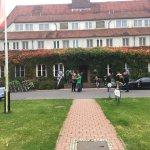 Das Hauptgebäude von Göring erbaut