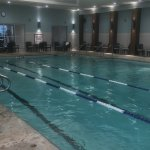 Indoor Pool @ Fitness Center