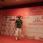 PJ Prince Residency During Miss South India