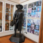 Buck Owens Sculpture