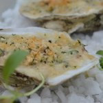 Oysters Rockerfeller, Chef Rosa's way