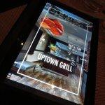 The e-menu