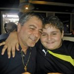 Owner, Khalil Younes and his son, Samir