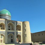 Photo of Mir-i Arab Madrasah